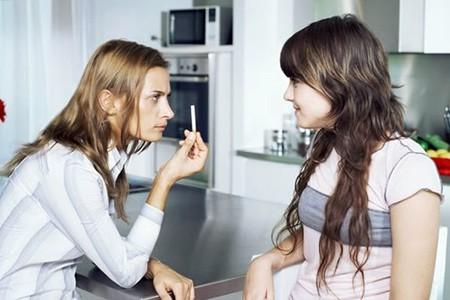 Cómo Hablar con los Hijos sobre Fumar