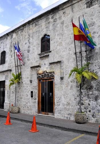 Casa de Nicolás de Ovando Santo Domingo