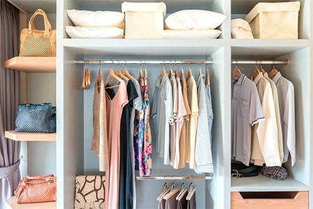Cómo Mantener el Closet Organizado