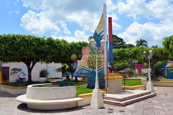 Parque Central de Cevicos