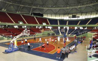 Palacio de los Deportes Virgilio Travieso Soto