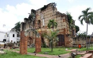Ruinas del Hospital San Nicolás de Bari