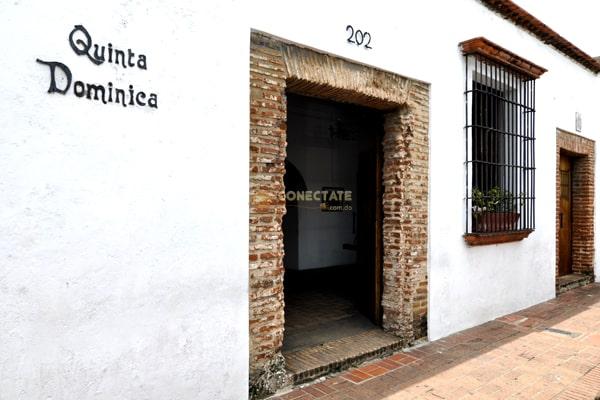 Quinta Dominica Santo Domingo
