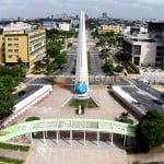 Parque Centro de los Héroes Santo Domingo