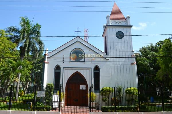 Iglesia San Rafael Boca Chica