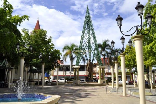Parque Juan Pablo Duarte Moca