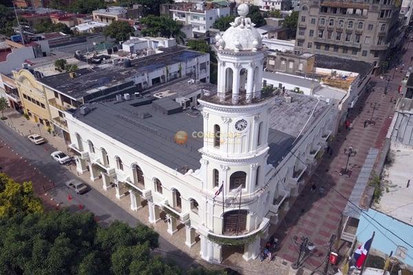 Palacio Consistorial Santo Domingo