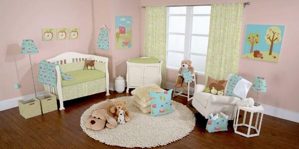Cómo Decorar la Habitación del Bebe