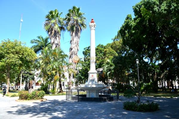 Parque Duarte de Santiago de los Caballeros