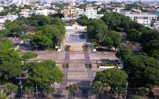 Parque Eugenio María de Hostos Santo Domingo