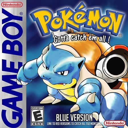 Pokémon Red & Blue 1996