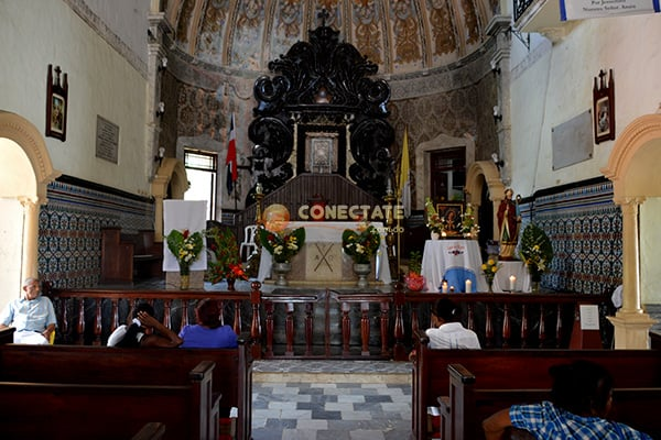 Santuario de San Dionisio Higuey