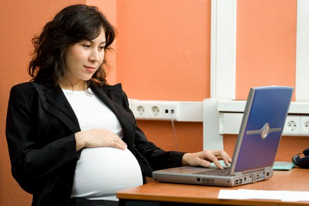 Trabajar Estando Embarazada