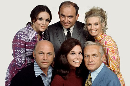 The Mary Tyler Moore Show CBS