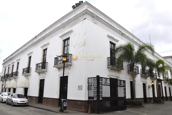 Casa de los Presidentes Santo Domingo