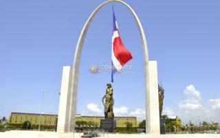 Plaza de la Bandera Santo Domingo