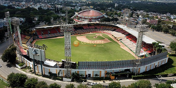 Estadio Cibao Santiago de los Caballeros