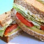 Cómo Hacer un Sandwich Saludable