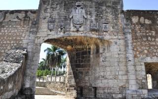 Puerta de San Diego Santo Domingo