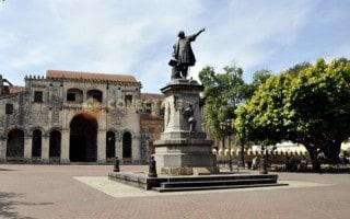 Parque Colón Santo Domingo