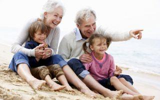 Vivir con los Abuelos