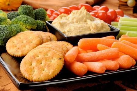 Alimentos Saludables para la Merienda