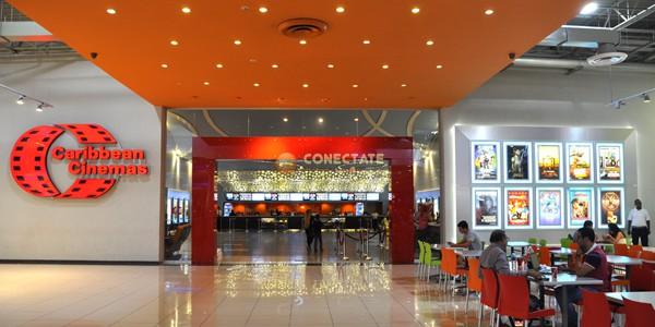 Caribbean Cinemas Galería 360