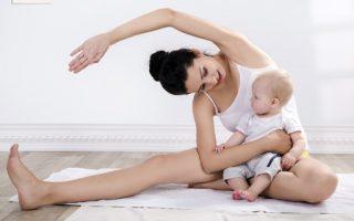 Cómo Recuperar la Figura Despues del Embarazo