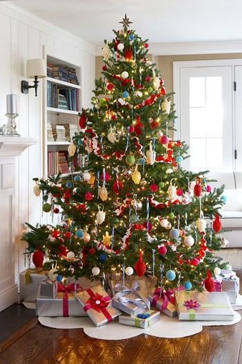 C mo decorar el arbolito de navidad consejos del hogar - Como se decora un arbol de navidad ...
