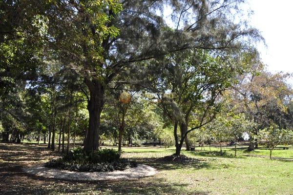 Parque Mirador del Sur Santo Domingo