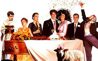 Four Weddings and a Funeral 1994