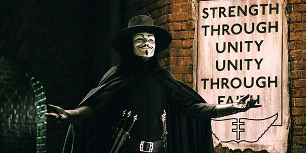 V for Vendetta 2006