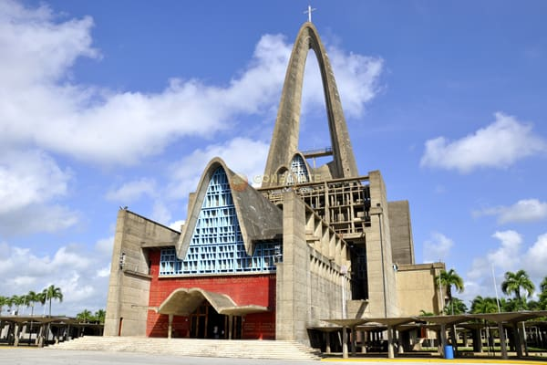 Basílica de Nuestra Señora de la Altagracia Higuey