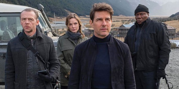 Mission: Impossible Fallout 2018