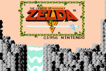 The Legend of Zelda 1986