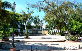 Parque Colón Santiago de los Caballeros