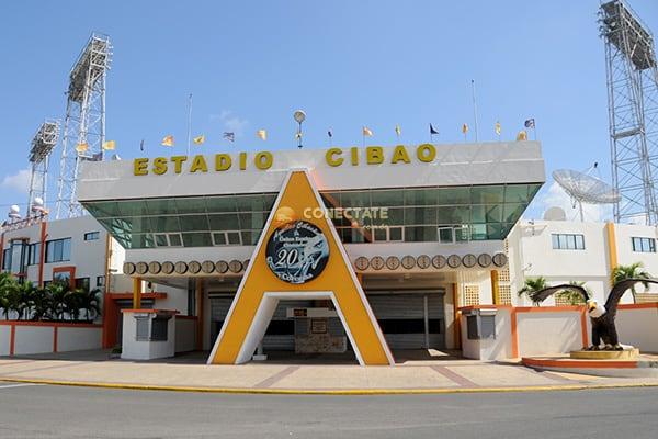 Estadio Cibao - Santiago de los Caballeros