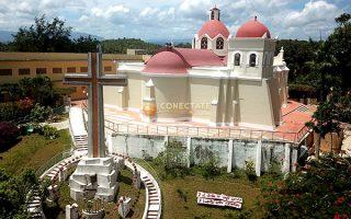 Santo Cerro La Vega