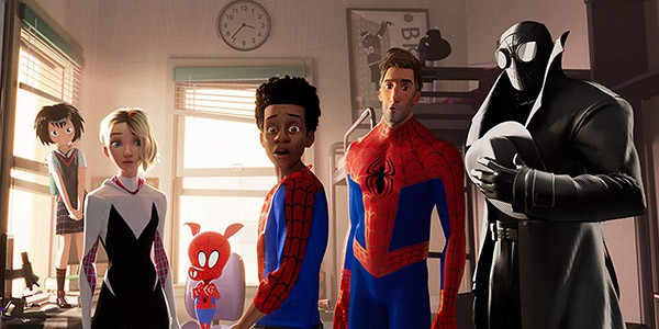 Spider-Man Into the Spider-Verse 2018