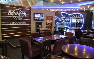 Hard Rock Café Santo Domingo