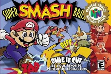 Super Smash Brothers Nintendo 64