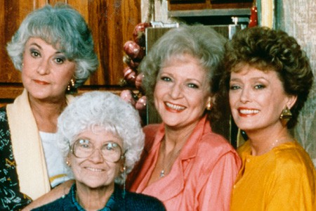The Golden Girls NBC