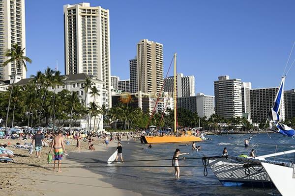 Honolulu EEUU