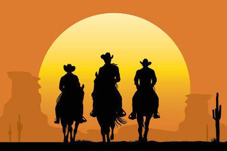 Películas del Viejo Oeste