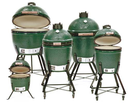 big green egg at cooks warehouse