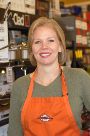 Chef Mary Moore Founder and CEO of The Cook's Warehouse