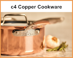 All-Clad c4 Copper