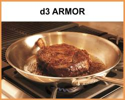 All-Clad d3 ARMOR