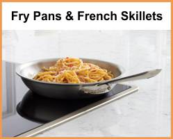 All-Clad French Pans & Skillets