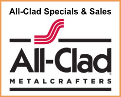 All-Clad Sales and Specials